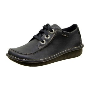 Clarks - 203011234 - Funny Dream - navy - Schn�rer