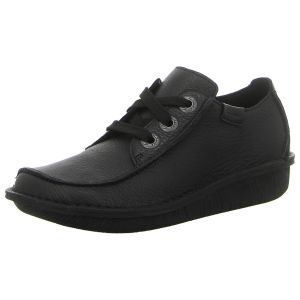 Clarks - 203066394 - Funny Dream - black - Schn�rer