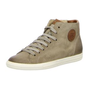 Sneaker - Paul Green - taupe/saddle