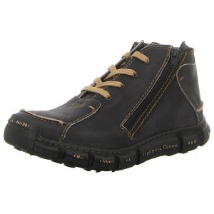 Stiefeletten - Rovers - Traction - negro