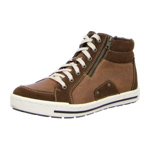 Sneaker - Rieker - braun