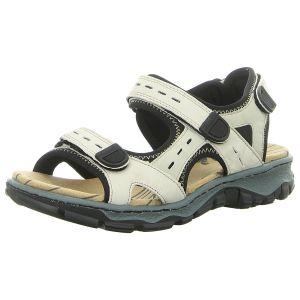 Sandalen - Rieker - beige kombi