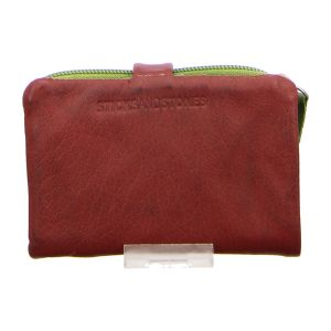 Sticks and Stones - 16526 - Laguna Wallet - red - Geldb�rsen