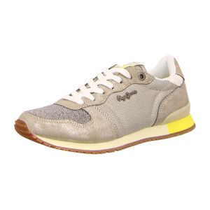 Sneaker - Pepe Jeans - Gable Caviar - silver