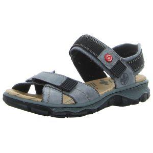 Sandalen - Rieker - blau