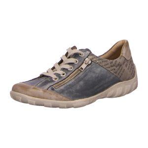 Sneaker - Remonte - blau kombi