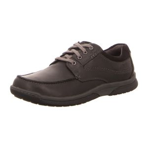Schnürer - Clarks - Randle Walk - black