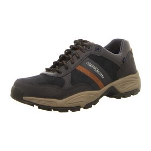 Schnürschuhe - camel active - Evolution 30 - midnight/timber