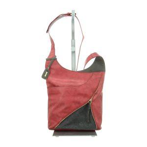 Handtaschen - Rieker - rot kombi