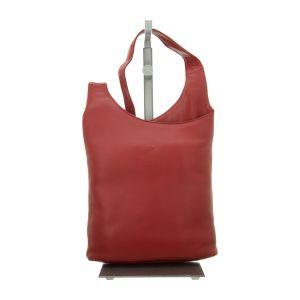 Handtaschen - Voi Leather Design - Crossover - granat