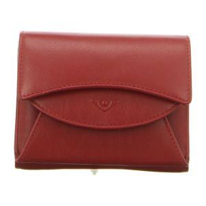 Geldbörsen - Voi Leather Design - Wienerschachtel - granat