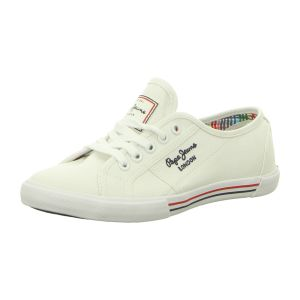 Sneaker - Pepe Jeans - Aberlady Basic 17 - white