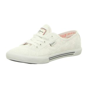 Sneaker - Pepe Jeans - Aberlady Anglaise 17 - white
