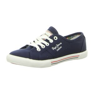 Sneaker - Pepe Jeans - Aberlady Basic 17 - marine