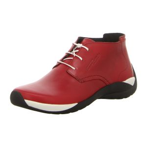 Schnürschuhe - camel active - Moonlight 73 - red