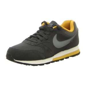 Nike - 749869 005 - WMNS MD Runner 2 - anthracite/cool grey-gold dart - Sneaker