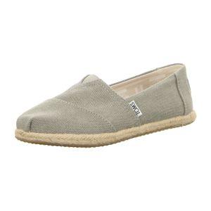 Slipper - TOMS - Alpargata - drizzle grey