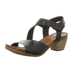 Sandaletten - Jonny's - negro