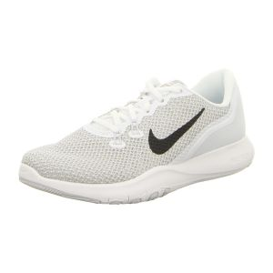 Sneaker - Nike - Flex Trainer 7 - white / metallic silver