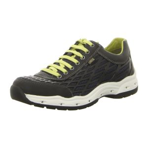 Schnürschuhe - camel active - Breathe 13 GTX - black/midnight