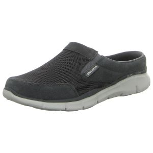 Pantoletten - Skechers - Equalizer-Coast to Coast - charcoal
