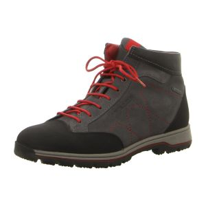 Stiefeletten - camel active - Slalom GTX 71 - shark/black (red)