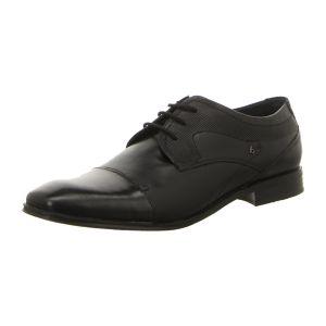 Business-Schuhe - Bugatti - Mattia - black