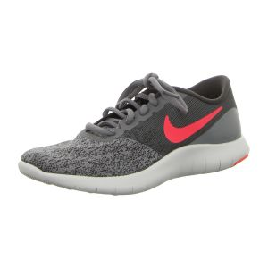 Sneaker - Nike - WMNS Flex Contact - cool grey/solar red-anthracite