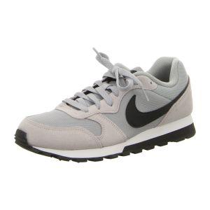 Sneaker - Nike - MD Runner 2 - wolf grey/black/white