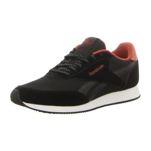 Sneaker - Reebok - Royal Cl Jogger 2 - cg-black/rust met/white