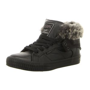 Sneaker - British Knights - Roco - black/black