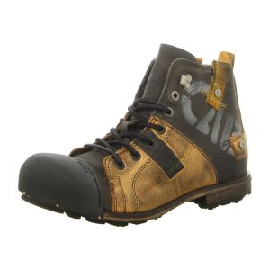 Stiefeletten - Yellow Cab - Industrial 1-h - yellow