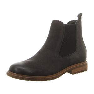 Stiefeletten - Tamaris - black/struct.