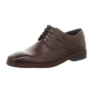 Business-Schuhe - Daniel Hechter - Bernhard Light - dark brown