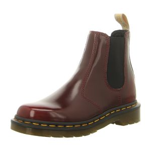 Stiefeletten - Dr. Martens - Vegan 2976 - cherry red