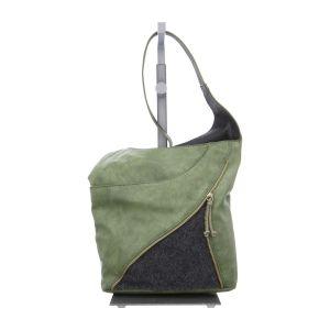 Handtaschen - Rieker - grün kombi