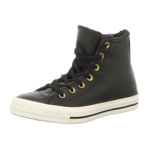 Sneaker - Converse - CTAS HI - black/black/egret