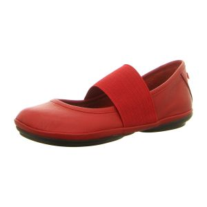Ballerinas - Camper - Right Nina - medium red
