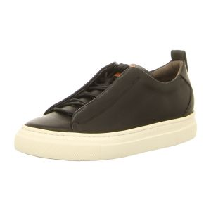 Sneaker - Paul Green - black/cuoio