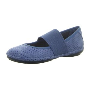 Ballerinas - Camper - Right Nina - medium blue