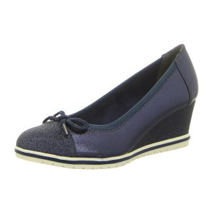 Pumps - Tamaris - navy comb