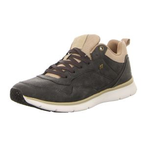 Sneaker - British Knights - Steel Mid - black/beige