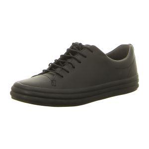 Sneaker - Camper - Hoops - black
