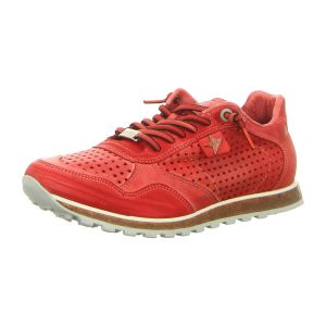 Sneaker - Cetti - nat.tin-wash rojo