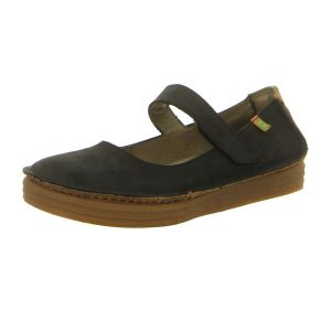 Slipper - El Naturalista - Rice Field - black-toast