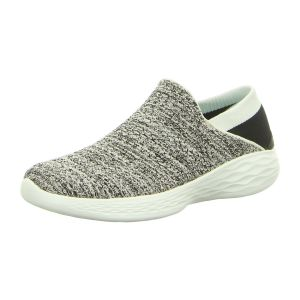 Slipper - Skechers - You - white black