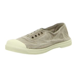 Sneaker - Natural World - Ingles ElasticoEnzimatico - gris claro