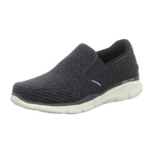 Slipper - Skechers - Equalizer-Slickster - navy