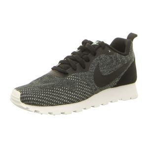 Sneaker - Nike - WMNS MD Runner 2 ENGMesh - black/black-igloo-white