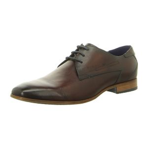 Business-Schuhe - Bugatti - Mattia10108 - dark brown